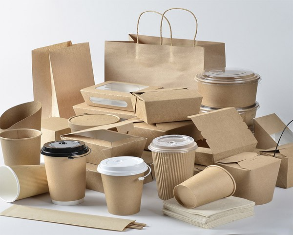 eco friendly packaging design Archives - Design and Packaging Inspiration  Blog உணவு